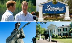 Prince William and Harry to visit Graceland in Memphis this weekend http://dailym.ai/Sd73Gq