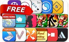 15 App Free ประจำวัน จำกัดเวลา วันที่ 12 มิถุนายน 2016