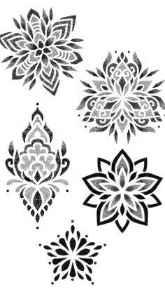 (notitle) – Jaqueline Edling – Graffiti World Mandala Tattoo Design, Geometric Mandala Tattoo, Geometric Tattoo Design, Geometry Tattoo, Mandala Dots, Tattoo Designs, Mini Tattoos, Flower Tattoos, Body Art Tattoos
