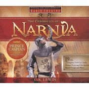 The Chronicles of Narnia, Limited Edition: Focus on the Family Radio Theatre - Audiodrama on CD  -               Narrated By: David Suchet, Paul Scofield                      By: C.S. Lewis