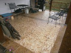 Decorative Concrete Resurfacing | Decorative Concrete Coatings Patio Dubin Ohio. Repin & Click For More ...