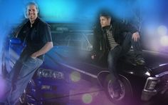 Fast and the Furious / Supernatural fanart banner #1 by Miss Piggy