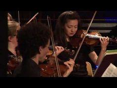 A.Dvorak - Sérénade pour orchestre à cordes op.22 ; II-Tempo di Valse;BCP-Benoît Fromanger - YouTube