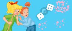 Spiele mit Hex hex für deine Kinderparty - Zum Ausdrucken Birthdays, Kids, Character, Lotta, Amelie, Amy, Daily Routine Kids, Kid Birthdays, Game Ideas