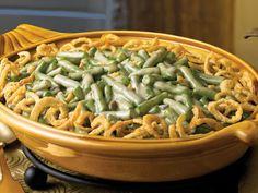 Barb's Famous Spicy Green Bean Casserole – Green Bean Recipes