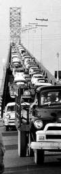 Gallery - Cooper River bridges – The Post and Courier.  The old bridge was so scary I remember closing my eyes in the back seat and praying.