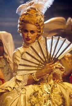 Madonna - Vogue.    La Isla Bonita.  Borderline.  Papa Don't Preach.  Lucky Star