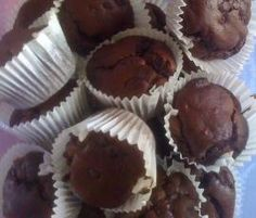 Recipe Double Choc Chip Muffins by pippa - Recipe of category Baking - sweet