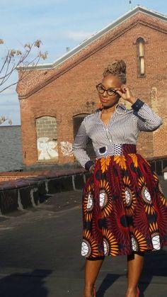 ♥Lili Creations African Fashion