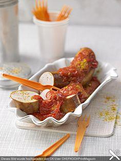 Curry-Wurst Sauce