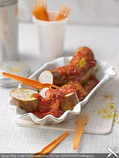 Currywurst Sauce (German Recipe)