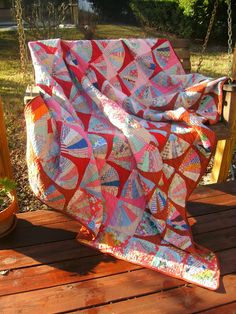 Sew Homegrown: Restoring a 90 year old Quilt