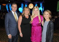 Steve & Debbie Rhines, Paxton Little, Martha Collings; Academic Awards Banquet, Oklahoma Foundation for Excellence, OKC Banquet, Oklahoma, Lily Pulitzer, Awards, Foundation, Scene, Amp, Dresses, Fashion