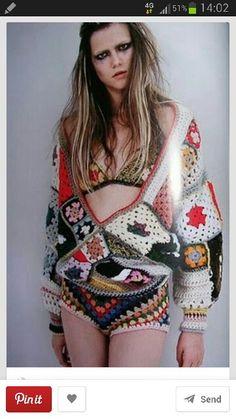 bad crochet=a bad attitude