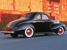 Ford Special Deluxe Coupe