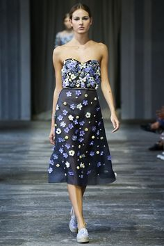 Luisa Beccaria - Spring Summer 2015 Ready-To-Wear - Shows - Vogue.it