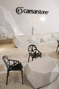 Caesarstone at the international design exhibition 2014, Tel Aviv