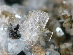 Searlesite from Point of Rocks quarry, Colfax Co., New Mexico, United States - GJ40188