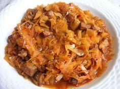 Bigos - polnisches Nationalgericht, ein sehr schönes Rezept aus der Kategorie Gemüse. Bewertungen: 55. Durchschnitt: Ø 4,4.