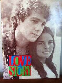 """Love Story"" the Movie Ali McGraw wore No Makeup and Ryan O'Neil at his Most Handsome"