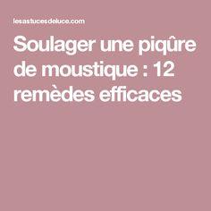 Soulager une piqûre de moustique : 12 remèdes efficaces
