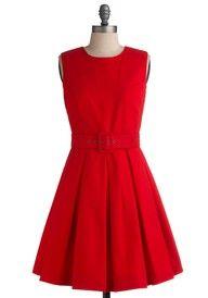 Luscious Red Dress. Live lusciously with LUSCIOUS: www.myLusciousLife.com