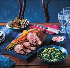 Persian spiced lamb shoulder recipe | BeefandLamb.com.au