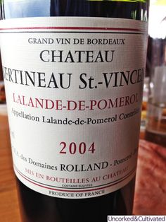 Enjoying wines of Lalande-de-Pomerol; often under-estimated; this is excellent, mature, lots of lolly and cassis fruit, quite ripe and juicy, structurally an early drinker.