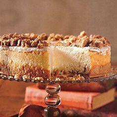 Ppraline-crusted-cheesecake