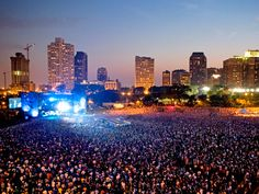 Grant Park, Chicago, IL for Lollapalooza