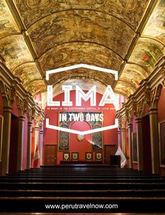 Lima in 2 Days