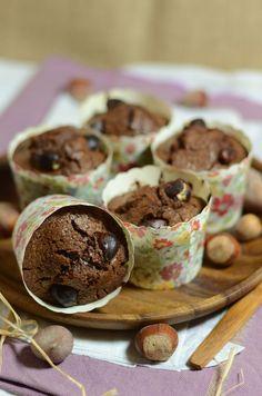 Ayant eu envie d'une petite douceur, Fab s'est gentiment proposé de me concocter de petits gâteaux moelleux au Nutella. Un vrai régal !!