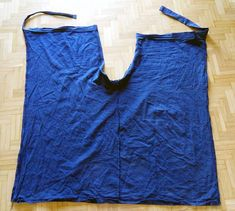 How to sew summer-wrap-around-pants - All - English