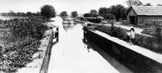 Ohio & Erie Canal in Scioto Co., Ohio