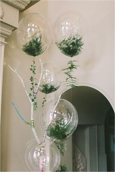 20 Balloon Decor Ideas