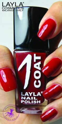 07 MISS RED www.laylacosmetics.ro