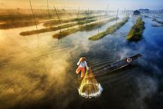 """This SkyPixel 2017 photo contest winner wasn't shot from a drone... or in 2017  """"Sun's Up Nets Out"""" by Zay Yar Lin  Drone maker DJI announced the winners of the 2017 SkyPixel aerial photography competition earlier this month but already there's a controversy. As it turns out the winner of the Landscapes category wasn't actually taken with a drone or captured in 2017.  The contest rules required entries to have been taken in 2017 using """"any aerial platform"""" but a recent report from PetaPixel…"""