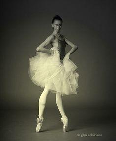 Anastasia Matvienko. Photo by Gene Schiavone.