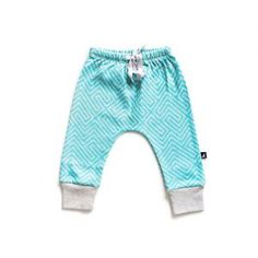 Anarkid – Blue Maze relaxed pants All our garments are made from GOTS certified organic interlock cotton and made in India under fair trade terms and conditions.  The cotton in our blue maze relaxed pants  is super soft and safe on your little ones skin.