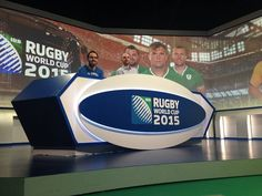 Take a trip down memory lane. At #SkySport during #Rugby World Cup 2015 #RWC2015 #sportwriting #media #journalism