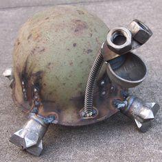 Sugar Army Helmet Turtle RD215 SOLD
