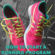 How to Start a Running Program in the New Year - 30 Something Mother Runner