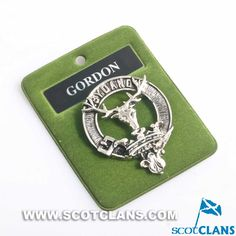 Gordon Clan Crest Ba