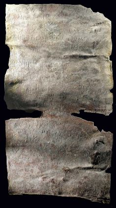 Deciphered Ancient Tablet Reveals Curse of Greengrocer