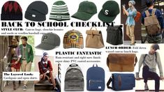 Speak with The Sauce to create and supply custom apparel, custom headwear and custom merchandise for all your back to school trends. The Sauce custom headwear and apparel manufacturing. Back To School Checklist, School Trends, Cold Weather Gear, Skate Style, Pvc Coat, School Looks, Layered Look, Custom Clothes, Black Cotton