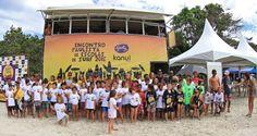 De Juqueí, Escola Adriano Camargo conquista tricampeonato no Encontro Paulista de Escolas de Surf assista o highlight do evento. | Surftoday