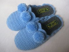 Crochet Shoes, Crochet Slippers, Shoe Pattern, Bare Foot Sandals, Fiber Art, Knitted Hats, Baby Shoes, Knitting, Accessories