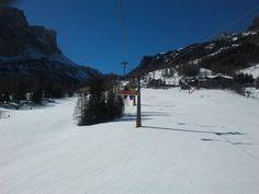 Colfosco - Val Badia - #dolomitisuperski