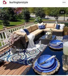 Outdoor Sectional, Sectional Sofa, Outdoor Furniture Sets, Outdoor Decor, Go Outside, Porch, Yard, Home Decor, Balcony