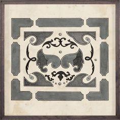 Parterre Maze Grey 2